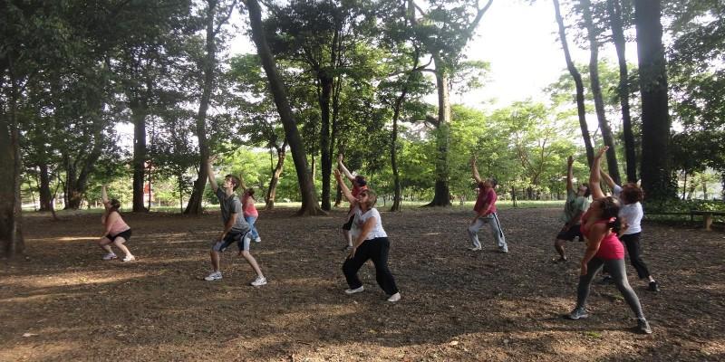 Atividades Físicas - Indispensável para todos os Seres (AULA)