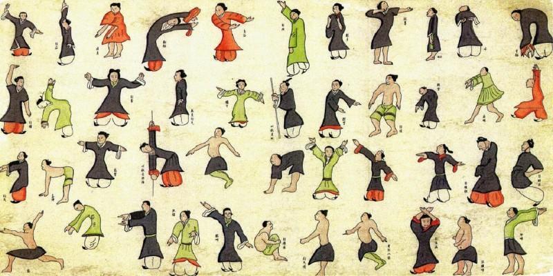 Lian Gong - Uma Atividade Física fácil, de Excelentes Resultados