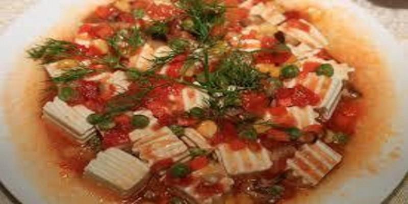 Caldeirada de Tofu