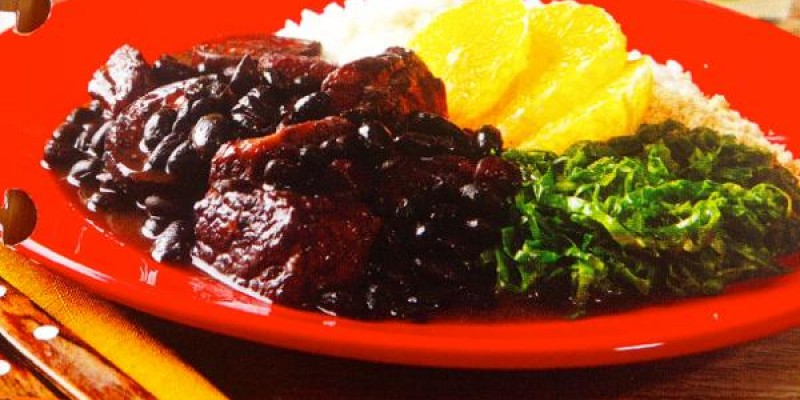 Feijoada Vegetariana - Receita