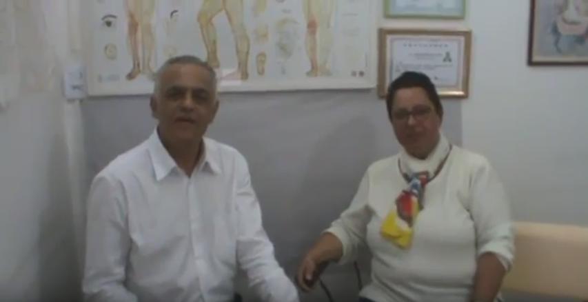 Entrevistando Caso Complexo Tratado com Acupuntura