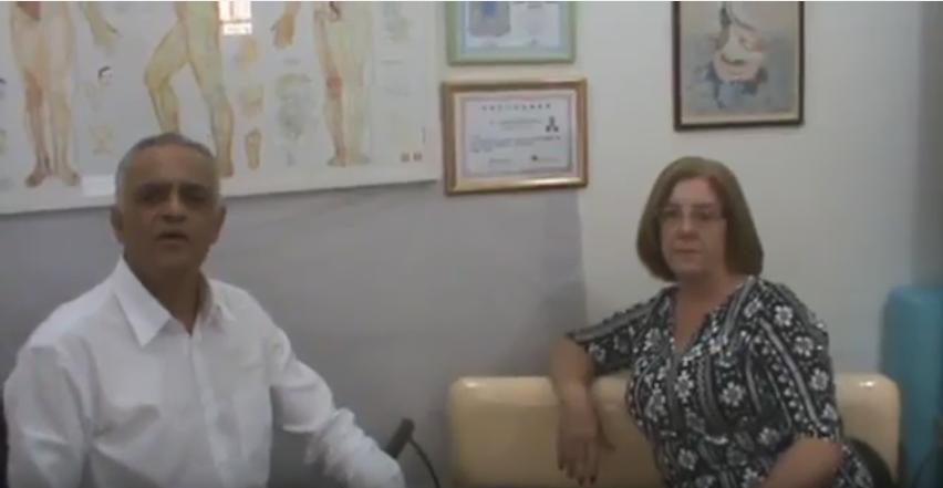 Entrevista sobre Tratamento com Acupuntura Tradicional Sistêmica